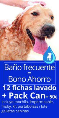 bonobañofrecuente lavado mascotas barcelona lavado perros lavalotodo.net